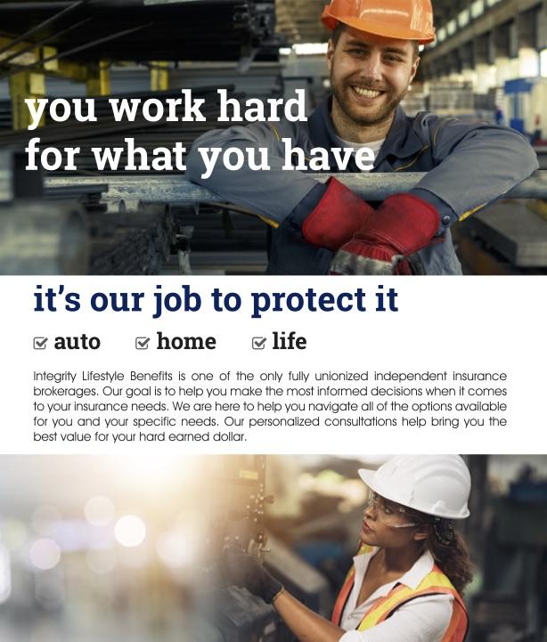 Union Insuarance Benefits